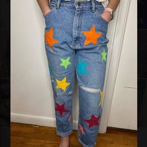 Lee Colorful Star Jeans